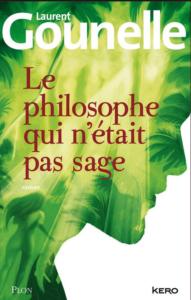 Couverture du livre Le Philosophe qui n'était pas sage Laurent Gounelle