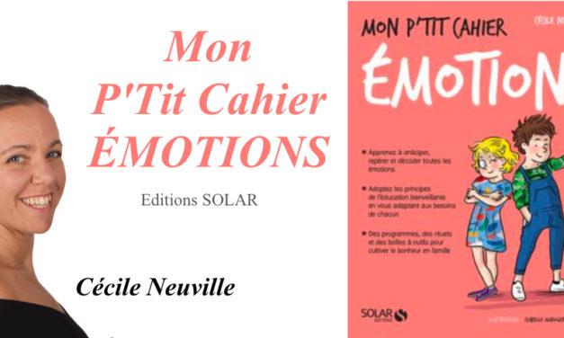 Mon P'Tit Cahier ÉMOTIONS