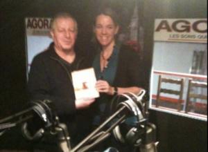 AgoraFM Cecile Neuville
