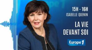 Radio-Europe1-La-vie-devant-soi-Isabelle-quénin