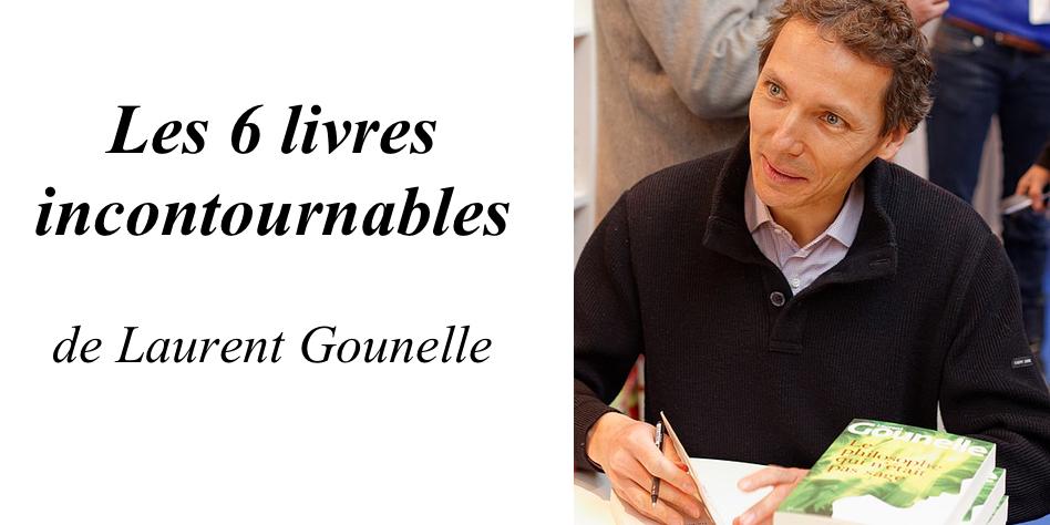 Laurent Gounelle – 6 livres incontournables à lire