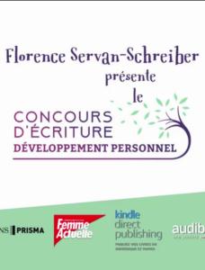 Concours-decriture-de-developpement-personnel-amazon-femme-actuelle-florence-servan-schreiber-2019