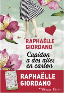 Livre Cupidon a des ailes en carton Raphaelle Girodano