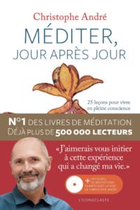 Livre Méditer jour après jour de Christophe André